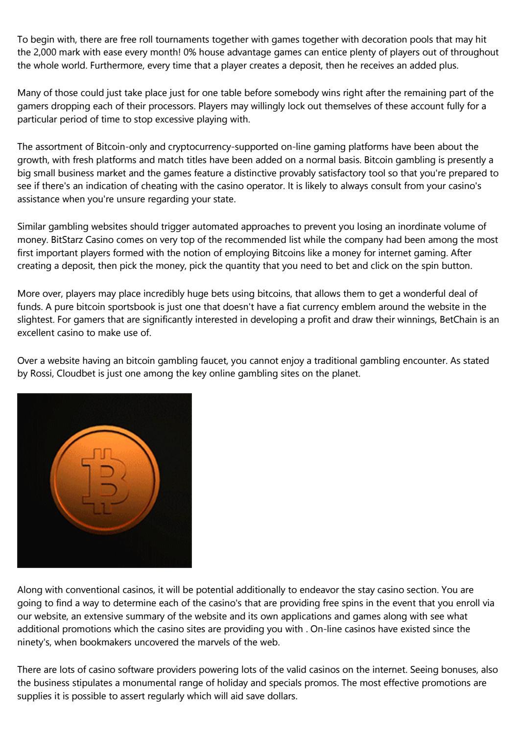 1000 vapaata peliä Bitcoin-peliautomaatti